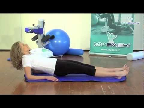 Quali esercizi sono necessari a dolori di vita