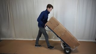 Moving Equipment - How to Use a Hand Truck