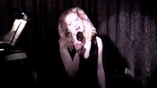 "Tanya Moberly sings ""Outta Me, Onto You"" by Ani DiFranco, Don't Tell Mama May 16, 2001"