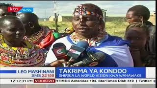 Takrima ya Kondoo: Shirika la World Vision yawapa akina mama Kondoo