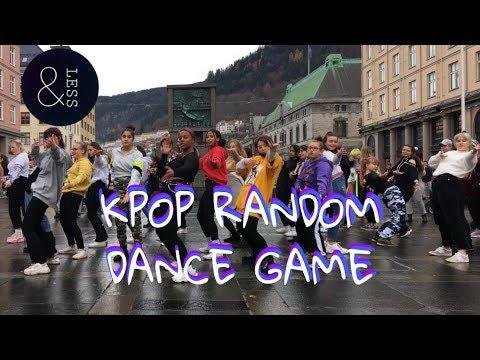 [KPOP IN PUBLIC NORWAY] Bergen Random Dance Game ; November