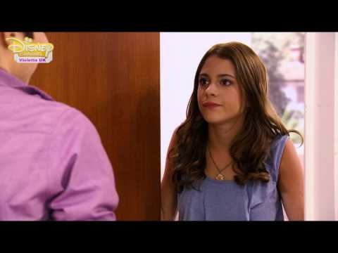 Violetta 1 | Episode 25  | Leon wants Violetta to go outside?