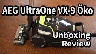 AEG UltraOne VX-9  Öko - Unboxing und Produkttest
