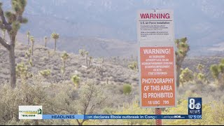 I-Team Exclusive: 'Storm Area 51' joke explodes, little Nevada town prepares