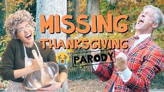 Missing Thanksgiving - Aerosmith Parody