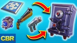 This Is Why Fortnite Vaulted Those Weapons For Season 7