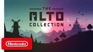 Nintendo The Alto Collection - Release Date Announcement anuncio