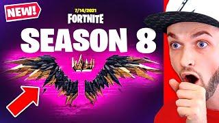 *NEW* SEASON 8 teaser for Fortnite!?