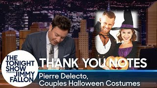 Thank You Notes:Pierre Delecto, Couples Halloween Costumes