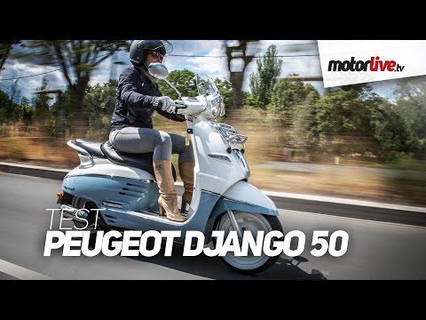 TEST | PEUGEOT DJANGO 50