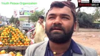 Pakistani Street Talent Fruit Seller Has Best Voice