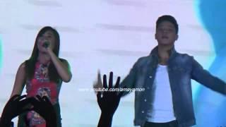 Nothing's Gonna Stop Us Now - Morissette Amon & Daniel Padilla at Lipa City, Batangas