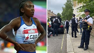 video: British sprinter Bianca Williams accuses Met Police of racial profiling after being forcibly removed from car in front of three-month-old son