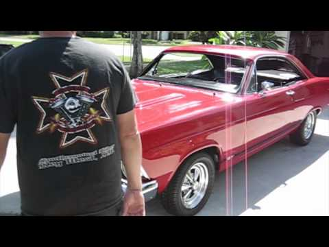 Download 1967 Ford Fairlane 500 GT Full Restoration HD Mp4 3GP Video and MP3
