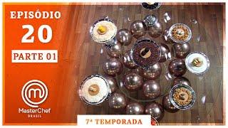 MASTERCHEF BRASIL (24/11/2020)   PARTE 1   EP 20   TEMP 07