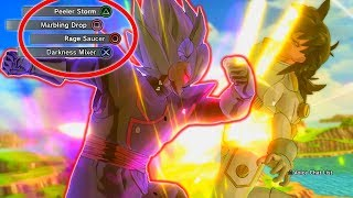 XENOVERSE 2 MODDER GETS BODY CHANGED REPEATEDLY!   Dragon Ball Xenoverse 2