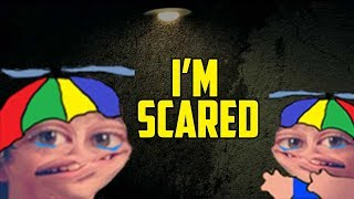 Swedish Boy get's scared | Horror Highlights