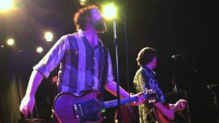 """""""Angels and Fuselage"""", Drive-By-Truckers on 10-23-11"""
