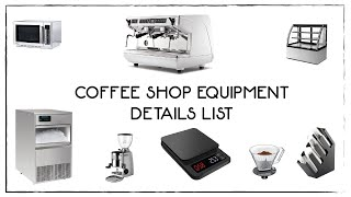 How to Start a Coffee Shop Business with explaining and details  Part 1