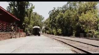 Distant Steam Train Whistle