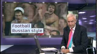 Rafał Pankowski Speaks About Racism in Russian Football Before World Cup 2018, 29.11.2010.