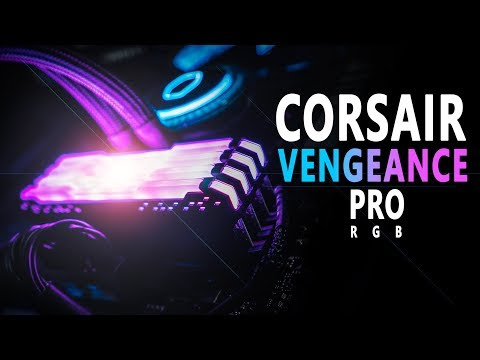 Corsair Vengeance RGB PRO Memory Overview and Review