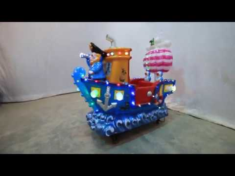 Ship Kiddy Ride