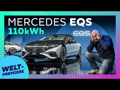 Mercedes EQS: Besser geht halt momentan einfach nicht!