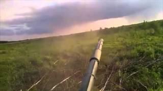 Новая техника наведения огня ВС РФ