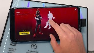 Unlocking the iKonik skin IN STORE!! (Store Method) How to Unlock the iKonik skin for Free