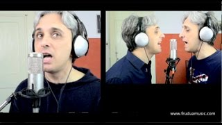 How to Sing a cover of Hold Me Tight Beatles Vocal Harmony