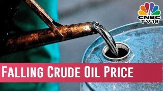 Oil Prices Tank Despite Large Crude Draw
