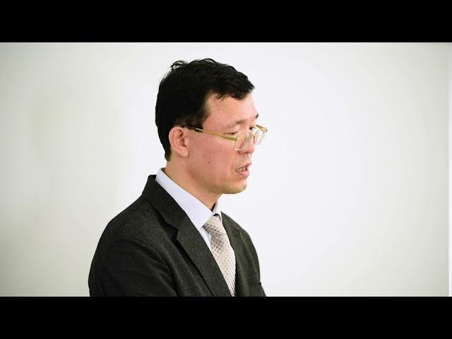 経営システム工学科 学科長 朴教授から高校生へのメッセージ