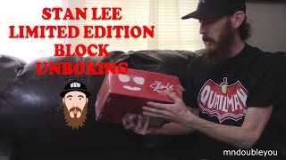 Stan Lee Limited Edition Block Unboxing January 2017