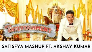 Satisfya Mashup ft. Akshay Kumar | Saurabh Tiwari Edits