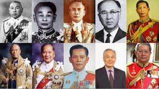 10 ลำดับนายกรัฐมนตรีหลังเหตุการณ์รัฐประหาร - Springnews