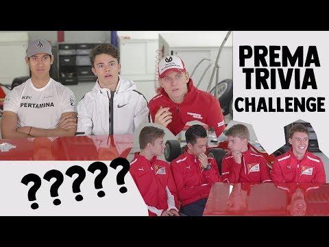 Prema Trivia Challenge