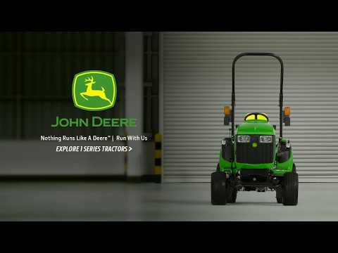 John Deere Tractor Packages [Build Your Own]