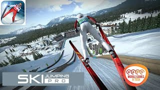 Ski Jumping Pro Best Mobile Winter Games Sim 2019