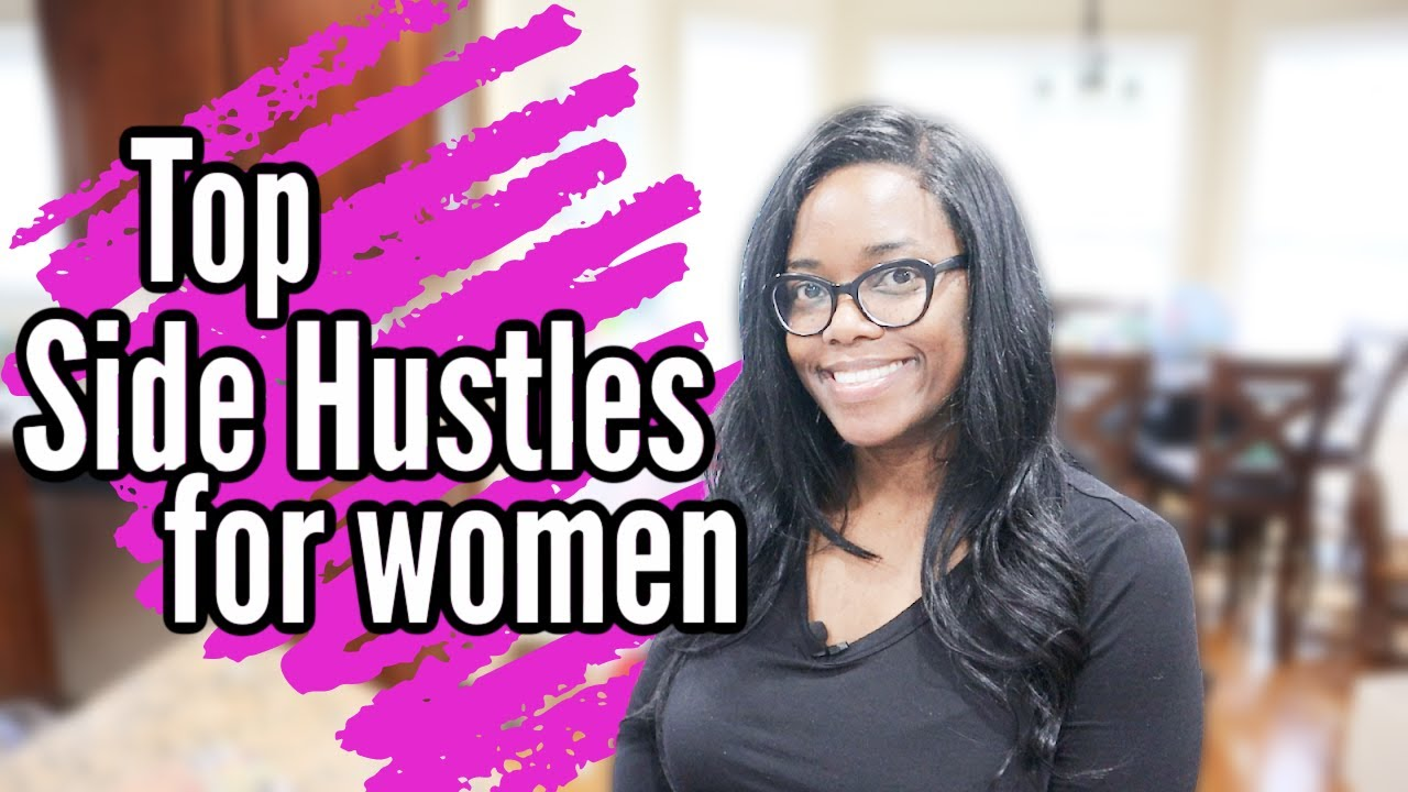 The Very Best 2021 Side Hustle for WOMEN/ Generate income online 2021 thumbnail