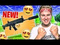 *NEW* SUPPRESSED ASSAULT RIFLE SCAR TESTEN!! - Fortnite Battle Royale (Nederlands)