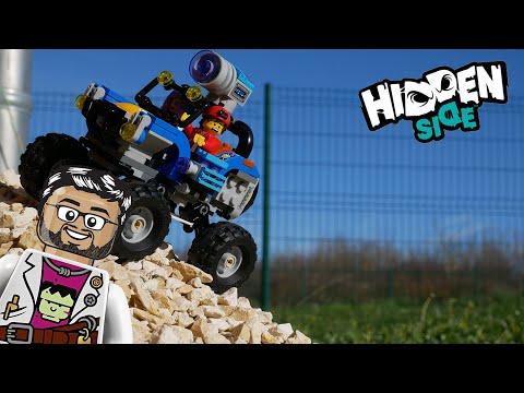 Vidéo LEGO Hidden Side 70428 : Le buggy de plage de Jack