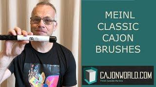 MEINL Classic Cajon Brushes