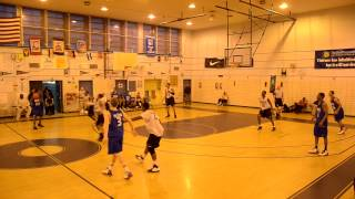 4 | Team Universal Vs New Heights (Sophmore) | 2012 IS8 Nike Spring Classic