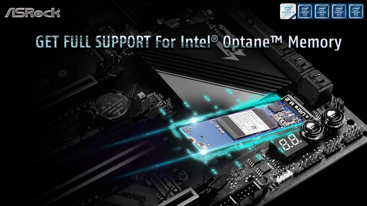Intel ® Optane™ technology