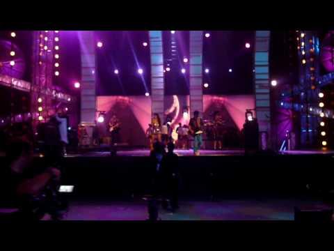 Soundcheck Belanova Premios MTV