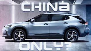 GM's New Chevy Menlo EV Won't Be Sold Outside China: Here's Why We Think That's The Case