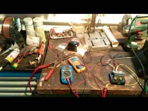 Gleichstrom Lichtmaschine Regler und Bordnetz Erläuterung Teil 1