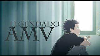 Koe No Katachi「AMV」- In My Head [ Legendado ]