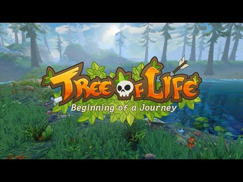 Tree of Life: Beyond the Journey | Official Launch Trailer 2017 | Sandbox MMORPG thumbnail